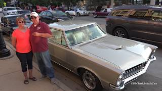 Pontiac GTO from Hell - LITERALLY - Most exceptional Restoration