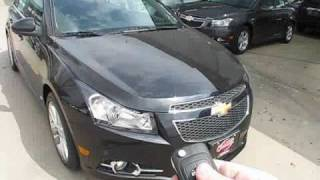 2011 Chevrolet Cruze RS Start Up, Exterior/ Interior Review
