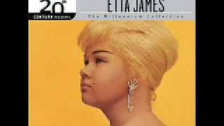 All i could do was cry  - ETTA JAMES