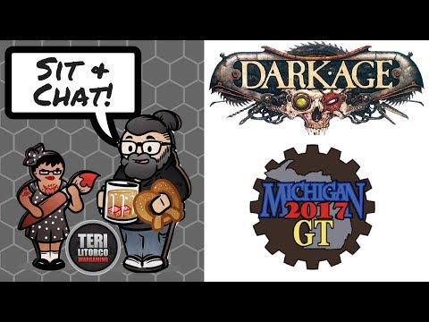 Sit & Chat: Playing Dark Age At Michigan GT