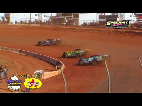 SAS | Heat Four | Cherokee Speedway | March 4 , 2018
