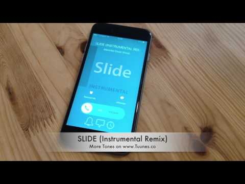 Slide Ringtone (Calvin Harris Tribute Instrumental Remix Ringtone) • For iPhone & Android