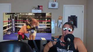 Conor Mcgregor Knocks Down Paulie Malignaggi - Sparring Footage - Reaction