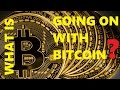 Whats going on with Crypto?