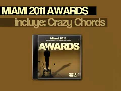 Camelia & Delgado - Crazy Chords - Miami Awards 2011 - YouTube