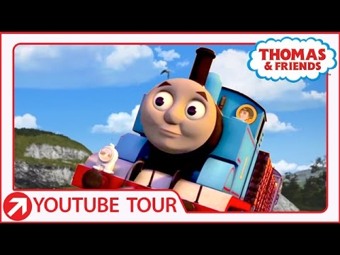 The Island Song | YouTube World Tour | Thomas & Friends