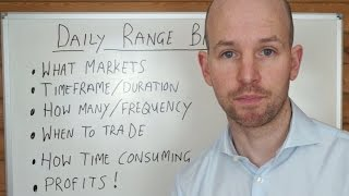 Simple Forex Trading System Complete - Part 1/3