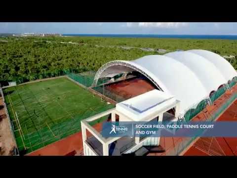 Nadal helps open Rafa Nadal Tennis Centre in Cancun