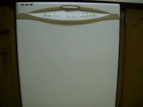 Maytag Quiet Series 300 Dishwasher Maytag Quiet Series 100 Loud Noise and FIX PT.1 - YouTube