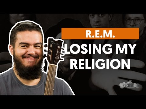 Losing my Religion - R.E.M. (aula de violão completa)