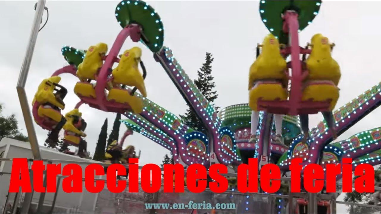 Feria de mairena del alcor 2017 atracciones de feria for Piscina mairena del alcor 2017