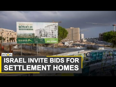 Israel moves ahead with controversial illegal settler housing plan in Jerusalem | World News