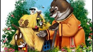🐻🐭Сказки для детей.  Теремок - сказка для детей🐸🐺(Сказки для детей. Теремок - сказка для детей Стоит в поле теремок. Бежит мимо мышка-норушка. Увидела теремок,..., 2015-01-25T10:13:44.000Z)