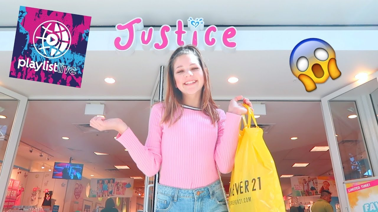Shopping for Playlist & Haul, Forever 21, Target, Justice | Shopping Friday Vlog