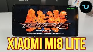 Xiaomi MI8 Lite PPSSPP gaming test/PSP Games/Snapdragon 660 Max settings 5X