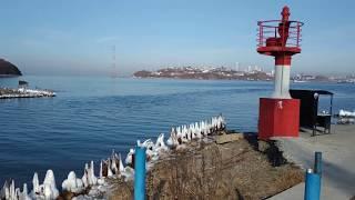 Остров Русский и остров Елены