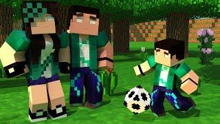 Minecraft - VIDA REAL - SÉRIE NOVA #1 Comes Alive Mod