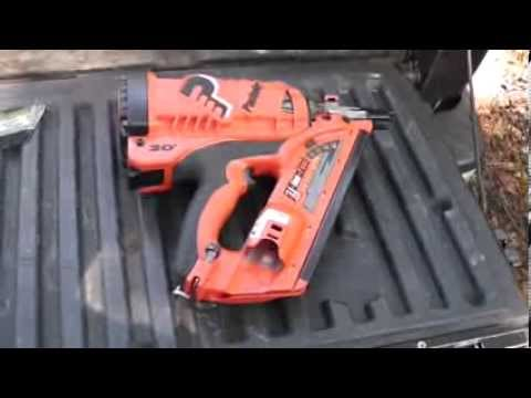 paslode framing nailer review testing the paslode 902600