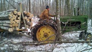 Who needs a skidder?