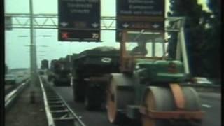 Nederlandse snelwegen in de jaren 70 / 80 : komst van de matrixborden