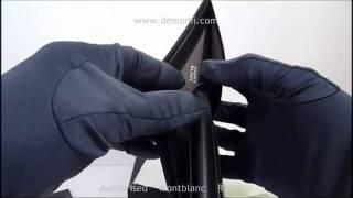 MB 38037 montblanc  wallet horizontal 14 cc review 4810 westside portafoglio