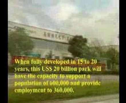 The China-Singapore Suzhou Industrial Park