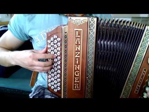 """Steirische Harmonika """"Boarischer aus dem Bayrischen Wald"""" (Michael Angerer)"""