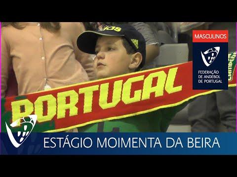 Estágio Seleção Nacional A Masculina | Moimenta da Beira