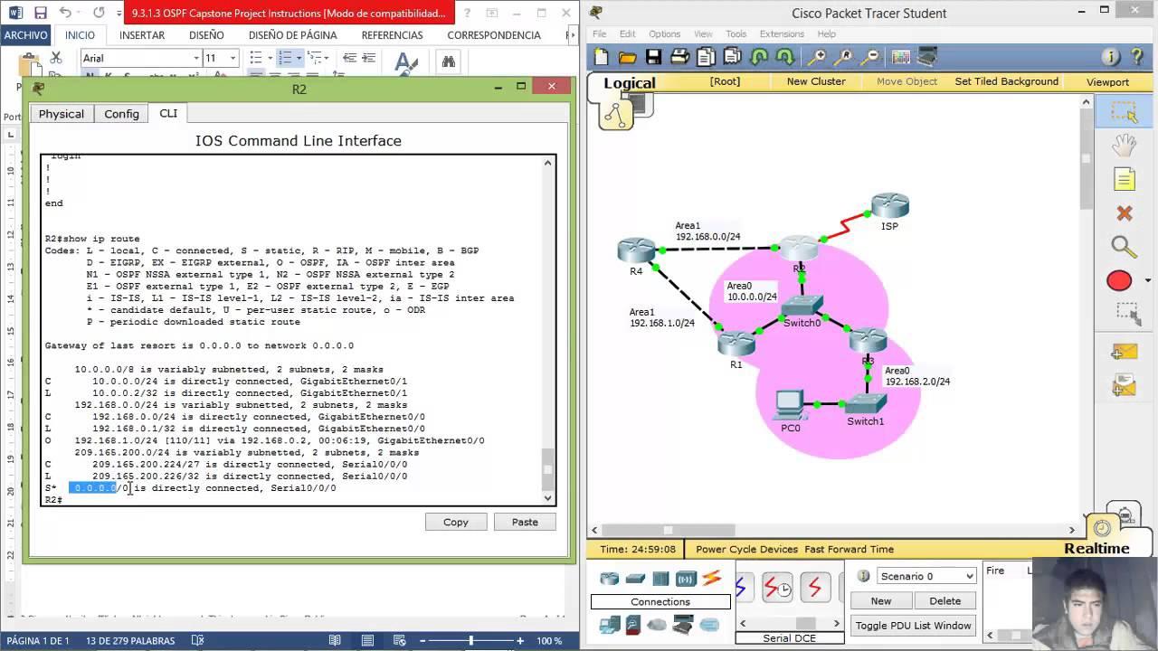 ccna 3 eigrp capstone project