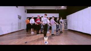 seventeen very nice mirrored dance practice 세븐틴 아주 나이스 nice 안무 거울모드