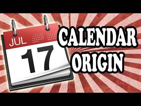 How the Modern Calendar Came to Be