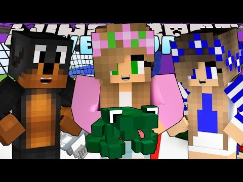 Minecraft - Little Kelly Adventures : SAVING THE FROG!