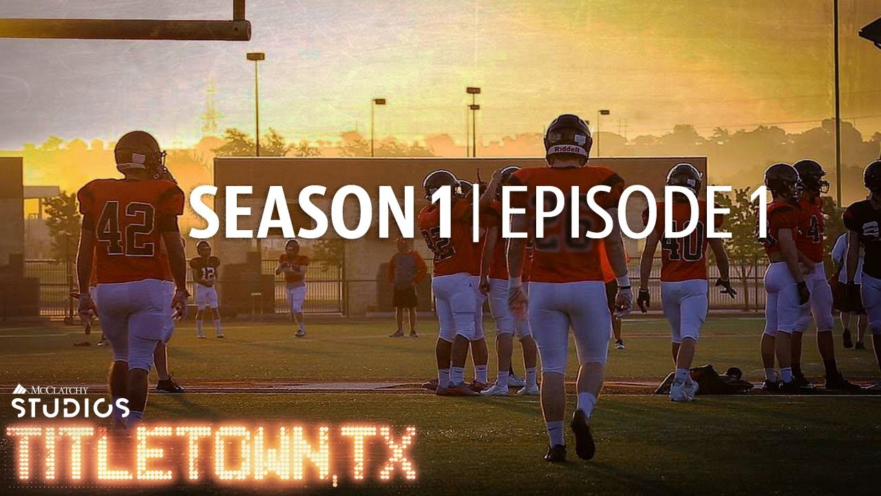 Download Titletown, TX, Season 1 Episode 1: The Aledo Way