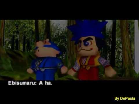 Mystical Ninja 2 Starring Goemon (N64) - Abertura
