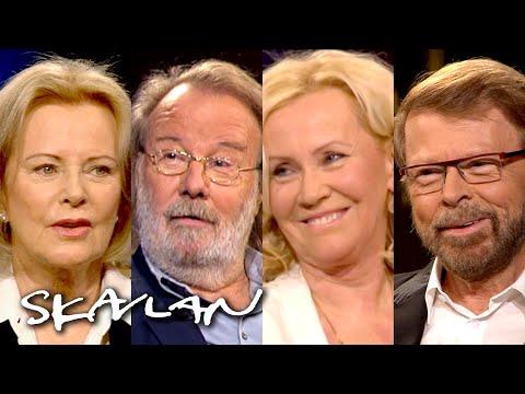 The Four ABBA Members Talk About The Band | English Subtitles | SVT/NRK/Skavlan