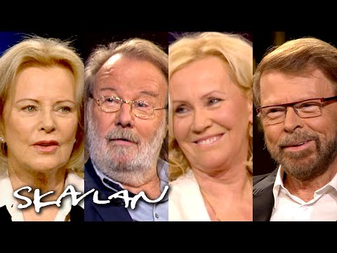 The Four ABBA Members Talk About The Band | English Subtitles | SVT/NRK/Skavlan
