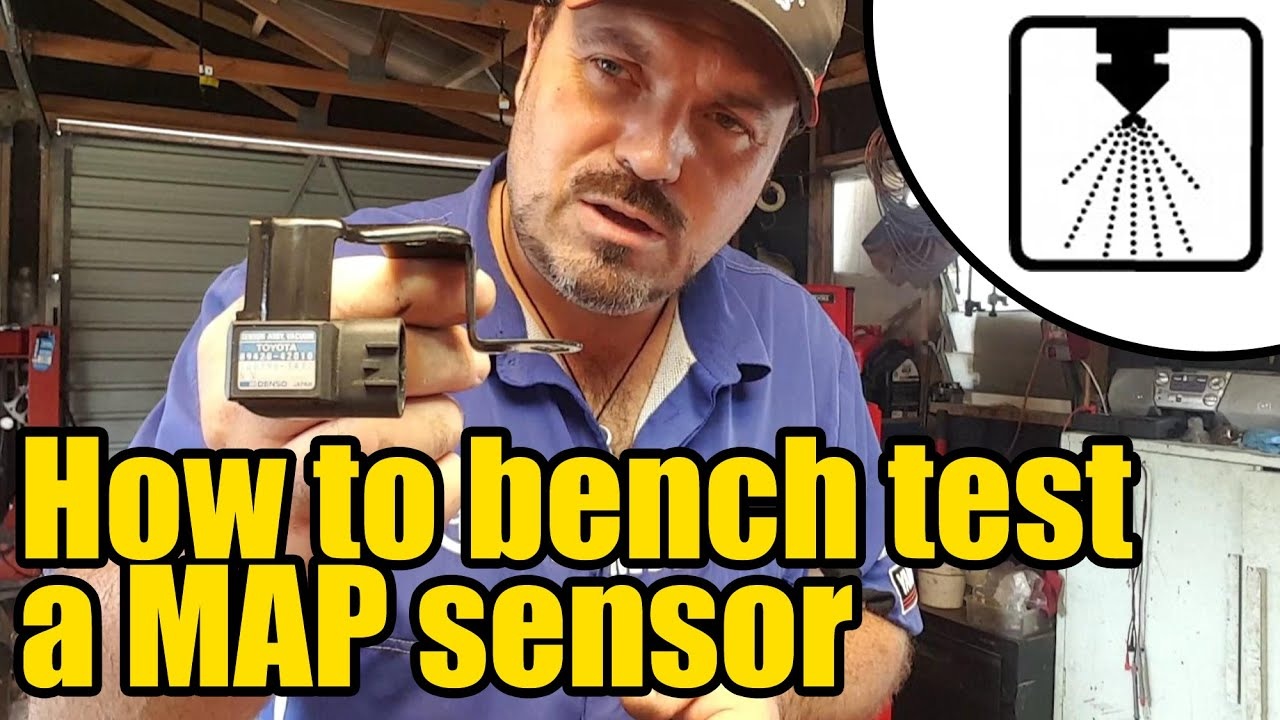 How To Test A Map Sensor Off Car 1206 Youtube Wiring Diagram F150
