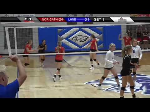 Top Plays Norfolk Catholic vs Lutheran High Northeast   09/10/19