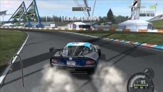need for speed pro street drift gameplay pc