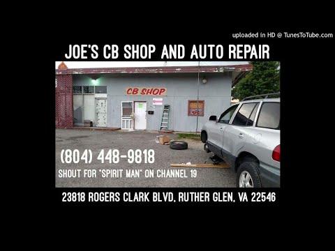 Joe's CB shop and auto repair