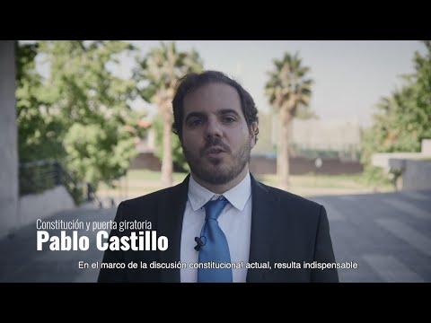 Constitución y puerta giratoria- Pablo Castillo