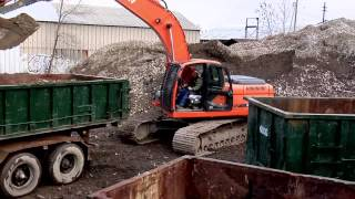 Doosan Real Work Stories: Wheel Loaders and Crawler Excavators
