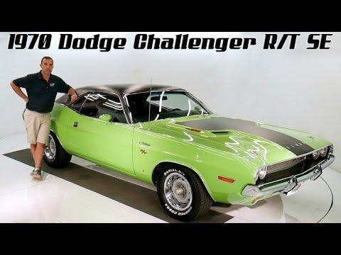 1970 Dodge Challenger R/T SE For Sale At Volo Auto Museum (V18631)