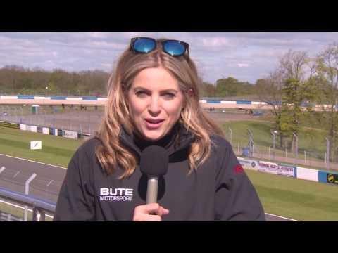 GT Cup 2017 Programme 1 - Donington National
