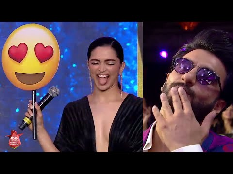 Deepika Padukone Reacts to Ranveer Singh's Looks | DeepVeer Cute Moments | NFBA 2019 | Femina