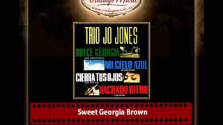Jo Jones Trio – Sweet Georgia Brown