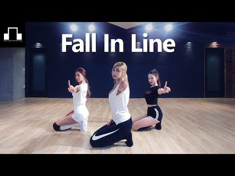 Christina Aguilera - Fall In Line / Dsomeb Choreography & Dance