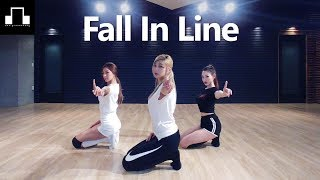 Christina Aguilera - Fall In Line / dsomeb Choreography & Dance Video