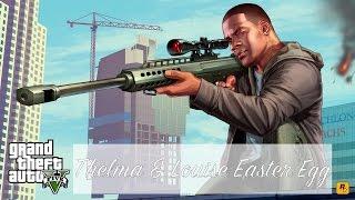 Video de Grand Theft Auto V - Thelma & Louise Easter Egg