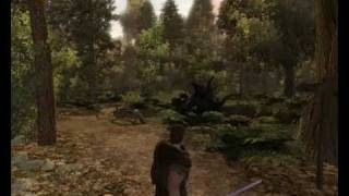Gothic 3 : Ultimate's Mods Powerful Awesome Weapons